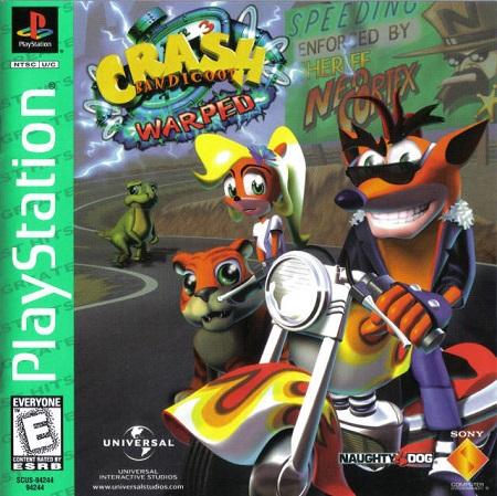 دانلود تمام آهنگ های بازی Crash Bandicoot 3