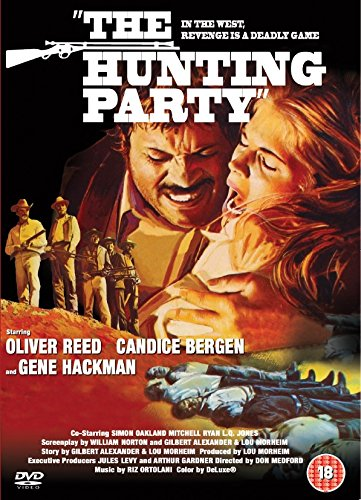دانلود دوبله فارسی فیلم گروه شکار The Hunting Party 1971