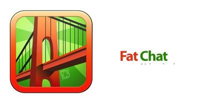دانلود Fat Chat v2.3 - نرم افزار پیام رسان و انتقال فایل در شبکه داخلی