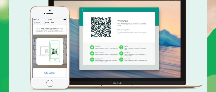 اجرای واتس اپ برای کامپیوتر – ویندوز Whatsapp Desktop