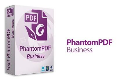 دانلود Foxit PhantomPDF Business v9.4.0.16811 - نرم افزار مدیریت، ساخت و ویرایش اسناد PDF