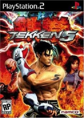 دانلود تمام آهنگ های بازی Tekken 5