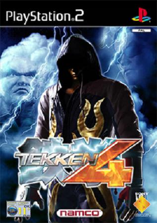 دانلود تمام آهنگ های بازی Tekken 4