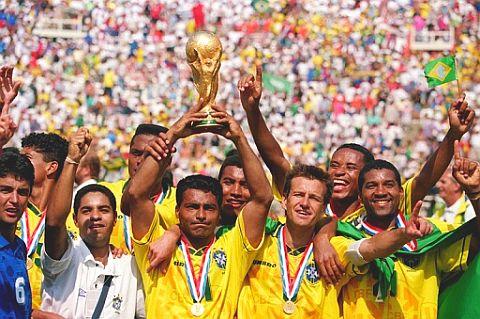 جام 94 از آن برزیل