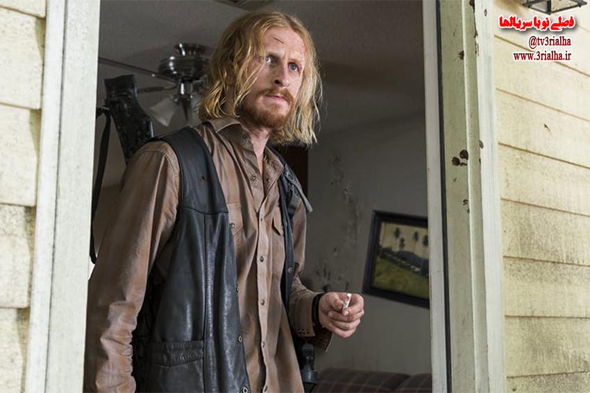سریال مردگان متحرک و از مردگان متحرک بترسید کراس اور دیگری خواهند داشت