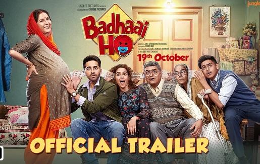خرید فیلم badhaai ho 2018