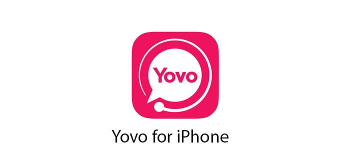 Yovo یکی از بهترین برنامه های جایگزین اسنپ چت برای آیفون