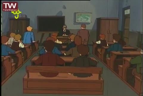کارتون بچه های مدرسه والت قسمت 2