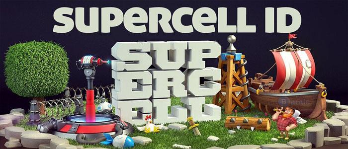 آموزش تصویری حذف سوپرسل ایدی Supercell ID از روی بازی کلش اف کلنز در اندروید