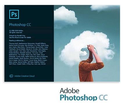 دانلود Adobe Photoshop CC 2019 - نرم افزار ادوبی فتوشاپ سیسی 2019