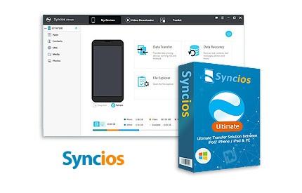 دانلود Anvsoft SynciOS - نرم افزار مدیریت گوشی های اندروید و آی او اس