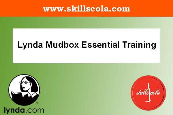 Lynda Mudbox Essential Training - Free Tutorials Download