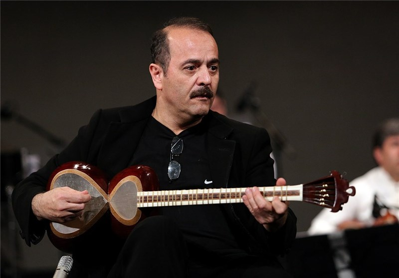 کیوان ساکت: موسیقی گیلان سرشار از نشاط و سرزندگی است