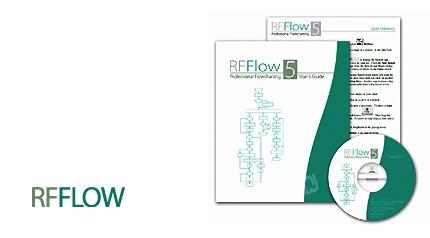 دانلود RFFlow v5.06 R5 - نرم افزار رسم فلوچارت و نمودار