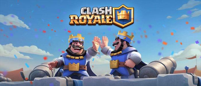 دانلود کلش رویال Clash Royale 2.6.1 آپدیت جدید بازی برای اندروید + نسخه کافه بازار