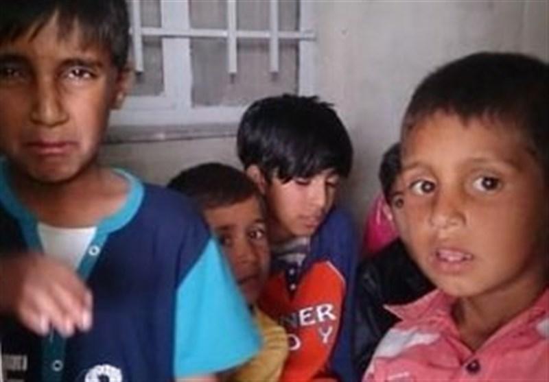 ۱۴۹ کودک کار در شهر رشت شناسایی شد