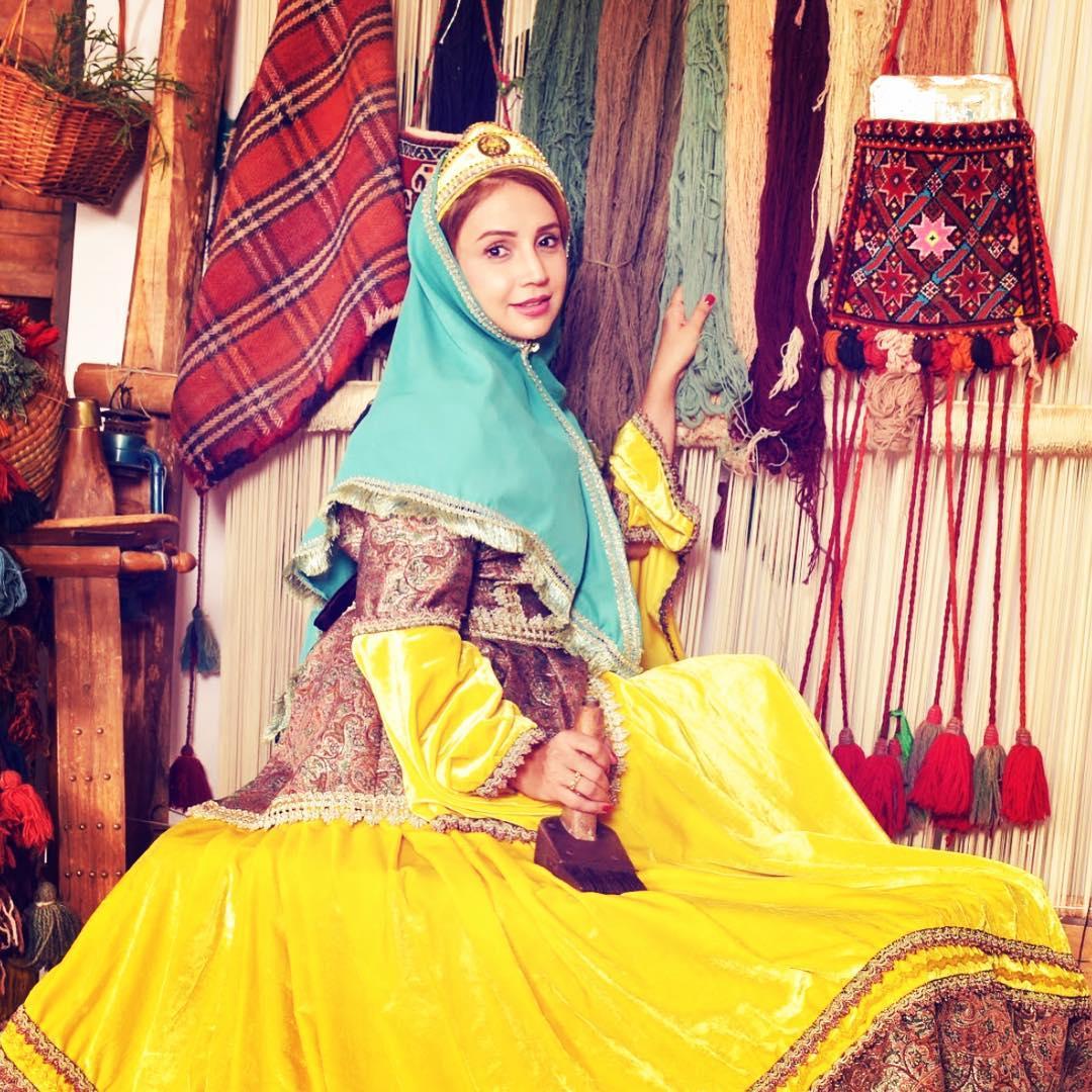جدیدترین عکس های شبنم قلی خانی