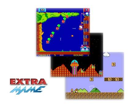 دانلود ExtraMAME v19.0 نرم افزار شبیه سازی بازی های ویدئویی کامپیوتر
