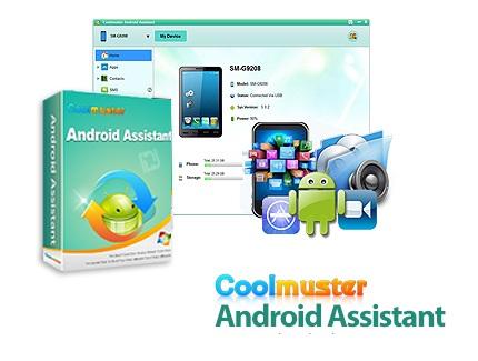 دانلود Coolmuster Android Assistant v4.3.495 - نرم افزار مدیریت دستگاه های اندروید با کامپیوتر