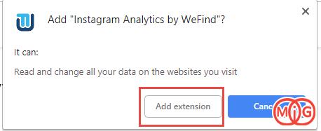 آموزش کار با برنامه WeFind بررسی و تجزیه و تحلیل اطلاعات اینستاگرام