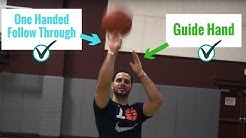 How To Shoot A Basketball (BEGINNER'S GUIDE TO SHOOTING)