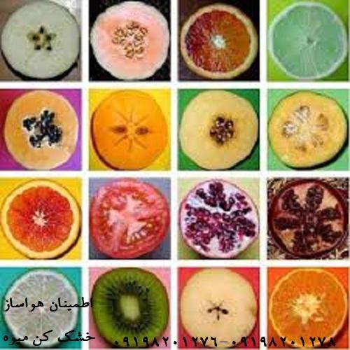 کاملترین جدول کالری میوه خشک