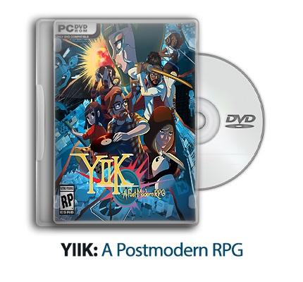 دانلود YIIK: A Postmodern RPG - بازی نقش آفرینی فرامدرن