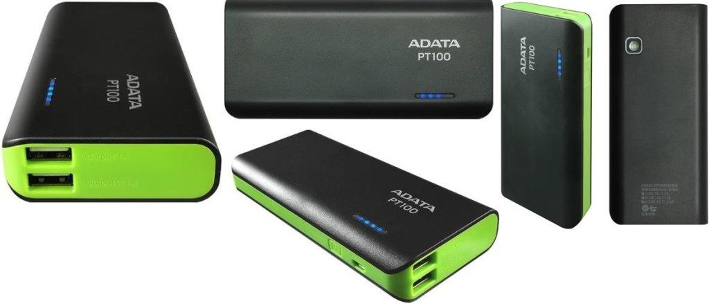 adata pt100 10000mah power bank [object object] Adata PT100 10000mAh Power Bank Adata PT100 10000mAh Power Bank