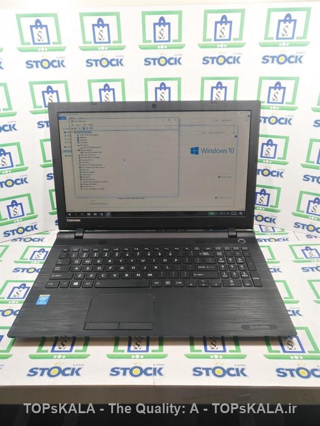 فروش لپ تاپ استوک Toshiba مدل Satellite C55-C