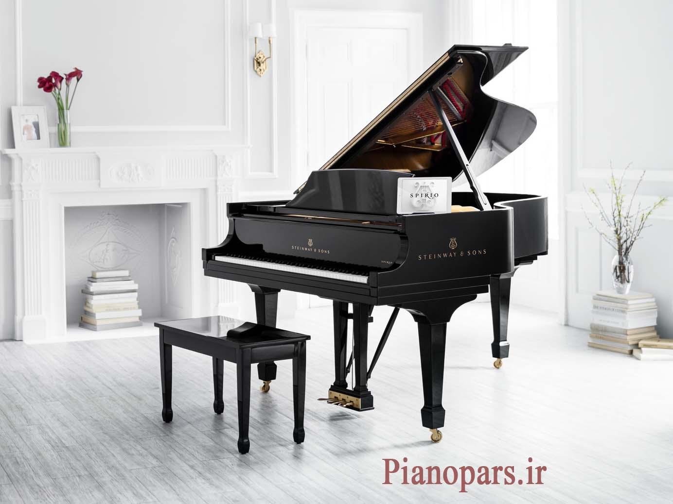 پیانو دیجیتال یاماها pianopars