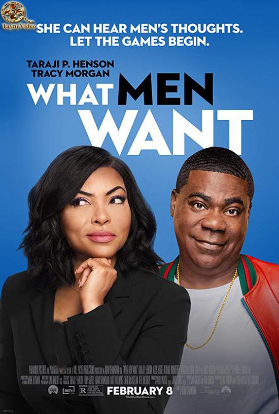 دانلود فیلم آنچه مردها می خواهند - What Men Want 2019