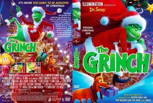 خرید فیلم The Grinch 2018