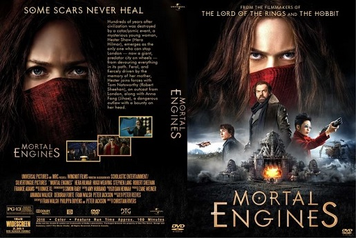 خرید فیلم Mortal Engines 2018