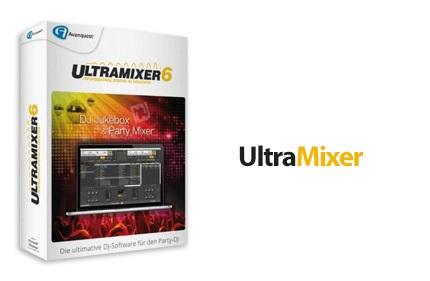 دانلود UltraMixer Pro Entertain v6.1.2 - نرم افزار میکس حرفه ای موزیک و ویدئو