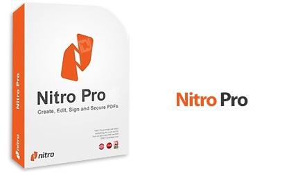 دانلود Nitro Pro Enterprise v12.8.0.449 x86/x64 - نرم افزار ایجاد و ویرایش فایل های پی دی اف
