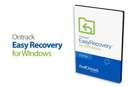 نرم افزار Ontrack EasyRecovery Professional - نرم افزار بازیابی اطلاعات و تعمیر فایل های آسیب دیده
