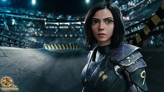 دانلود فیلم Alita Battle Angel 2019 آلیتا فرشته جنگ با زیرنویس فارسی