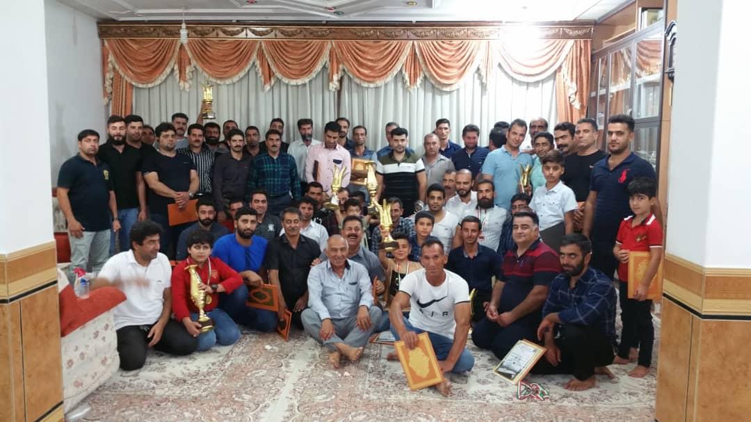 باشگاه کبوتران مسابقه اي خوزستان