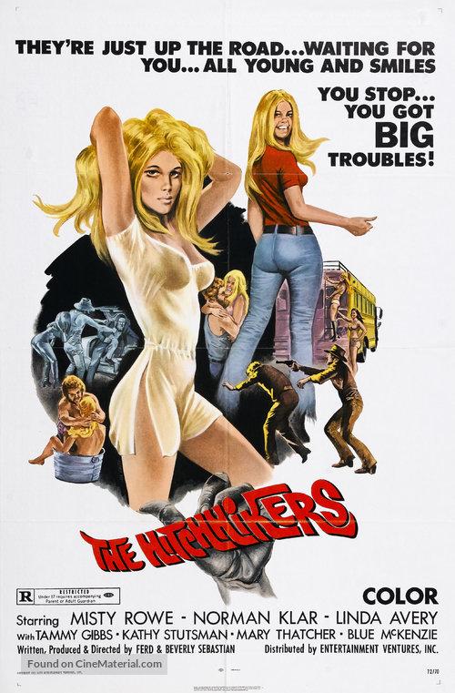 دانلود دوبله فارسی فیلم اتواستاپها The Hitchhikers 1972