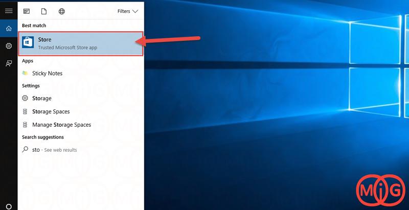 نحوه استفاده از دایرکت اینستاگرام در ویندوز