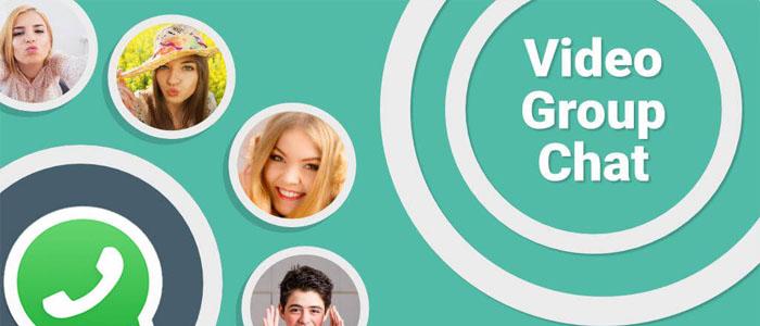آموزش تماس تصویری گروهی در واتس آپ – تماس با چند نفر همزمان