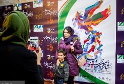 گزارش تصویری روز اول شانزدهمین جشنواره فیلم فجر مشهد