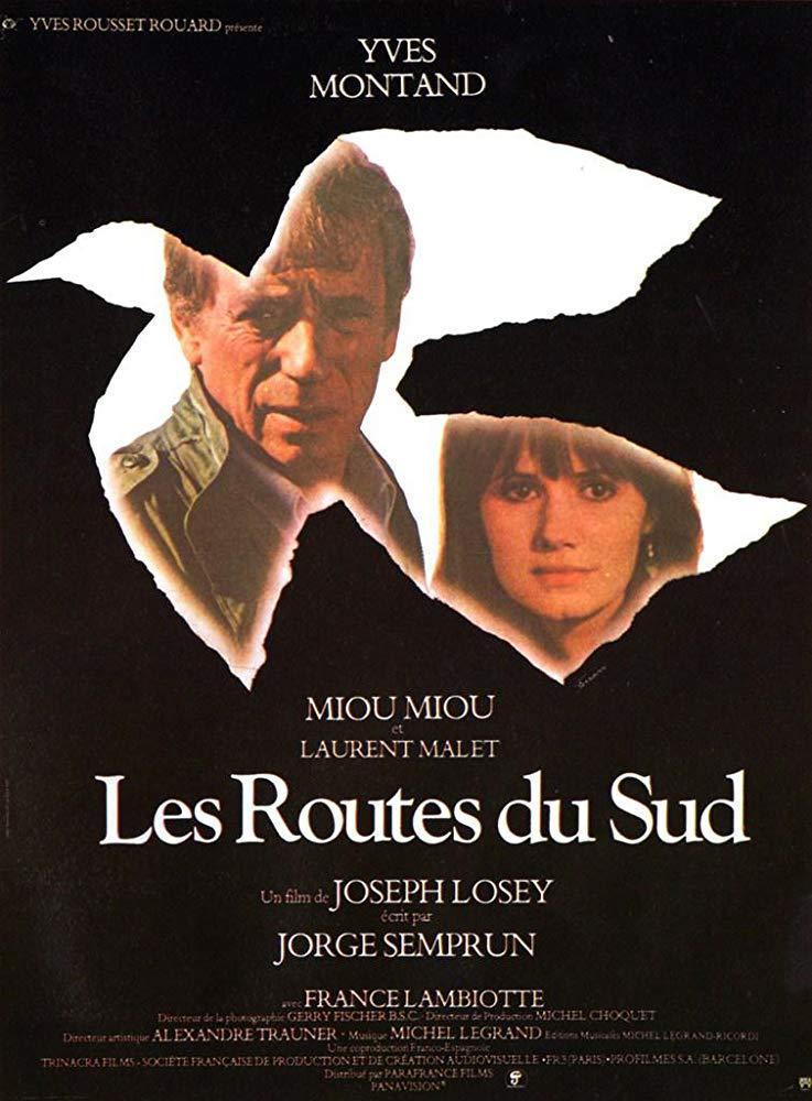 دانلود دوبله فارسی فیلم جاده های جنوب Les routes du sud 1978