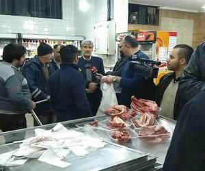 فروش اینترنتی گوشت تنظیم بازار