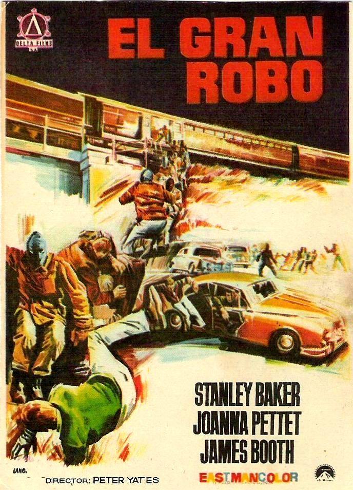 دانلود دوبله فارسی فیلم سرقت Robbery 1967