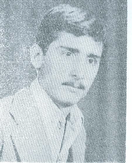 جانباز شهید اکبر باقری