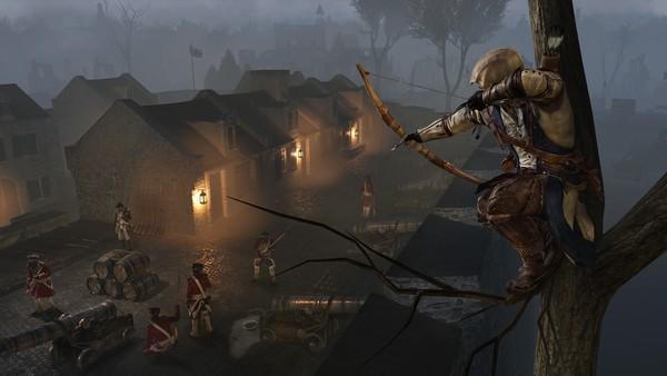 تاریخ عرضه Assassin's Creed III Remastered اعلام شد + تصاویر جدید و مقایسه گرافیکی