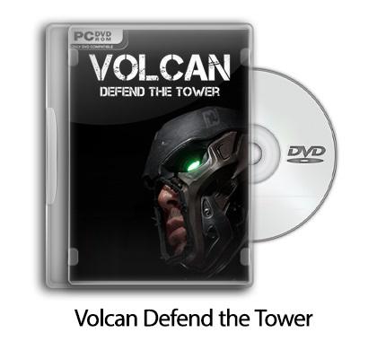 دانلود Volcan Defend the Tower - بازی دفاع از برج ولکان