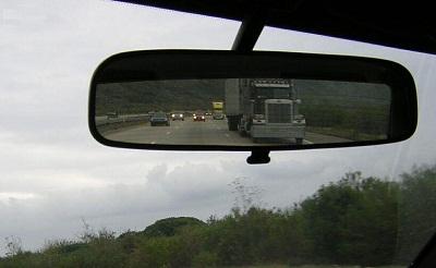 آینه وسط خودرو