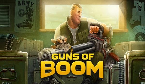 دانلود Guns of Boom - Online Shooter 5.0.5 - بازی تیراندازی آنلاین اندروید